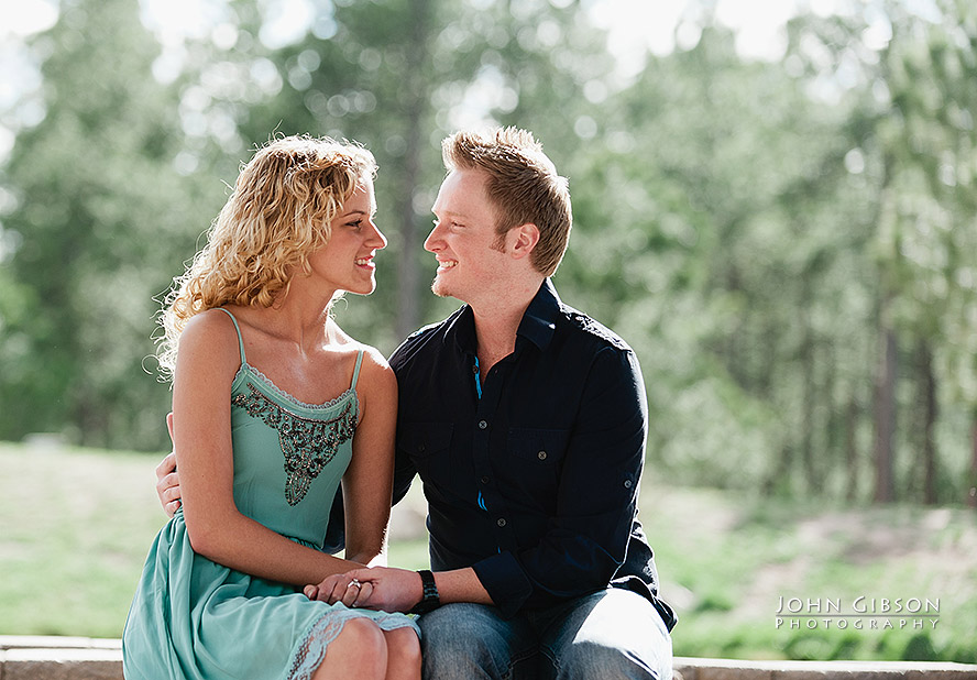 Martha + Jordan - Colorado Springs Engagement Portraits