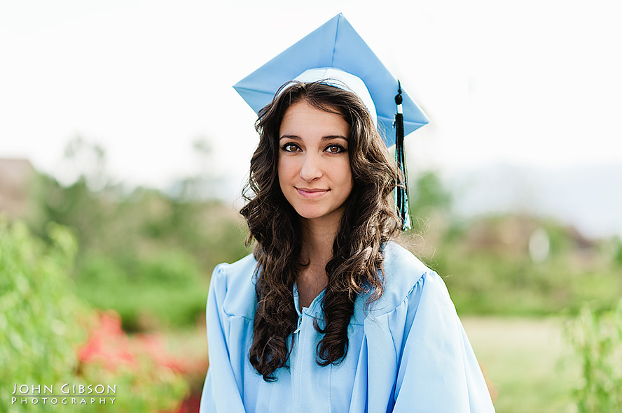 Magnificent Graduation Cap And Gown Hairstyles Image - Images for ...
