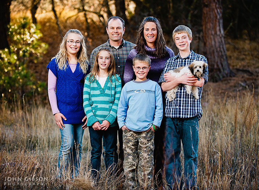 Colorado Springs Family Photographers