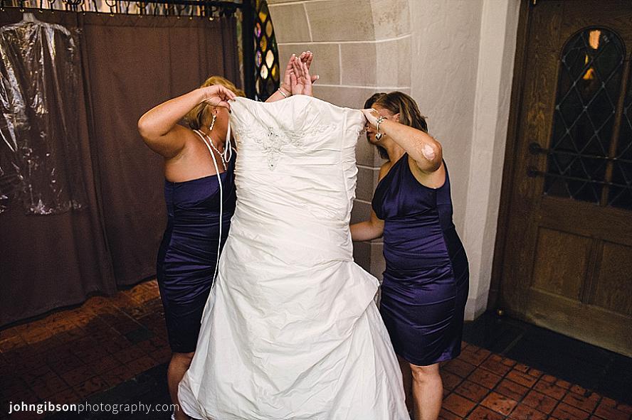 jill gary shove chapel wedding 6 Shove Chapel Wedding   Jill & Gary