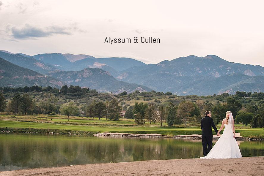 alyssum cullen cheyenne mountain resort wedding 1 Cheyenne Mountain Resort Wedding   Alyssum & Cullen