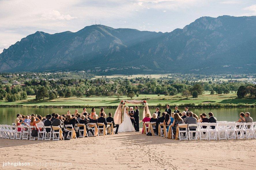 Cheyenne Mountain Resort Wedding Alyssum Amp Cullen John