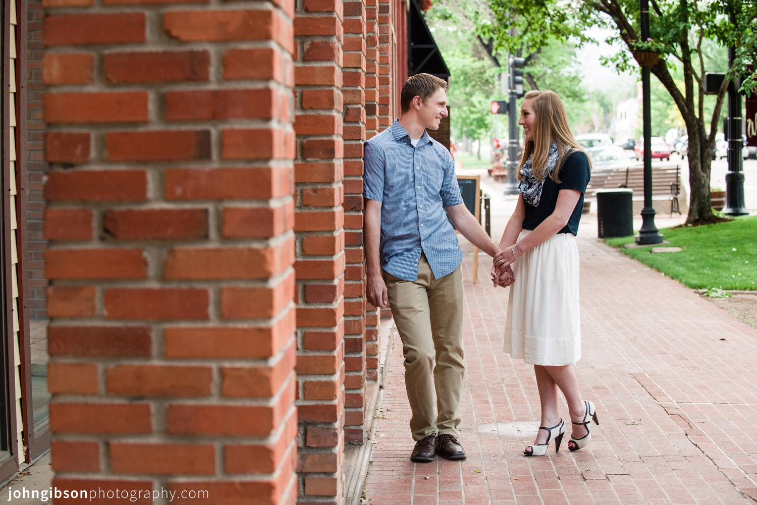 Old Colorado City Engagement
