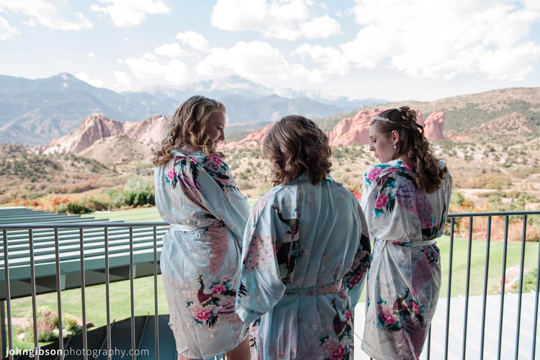 Fall Wedding in Colorado Springs