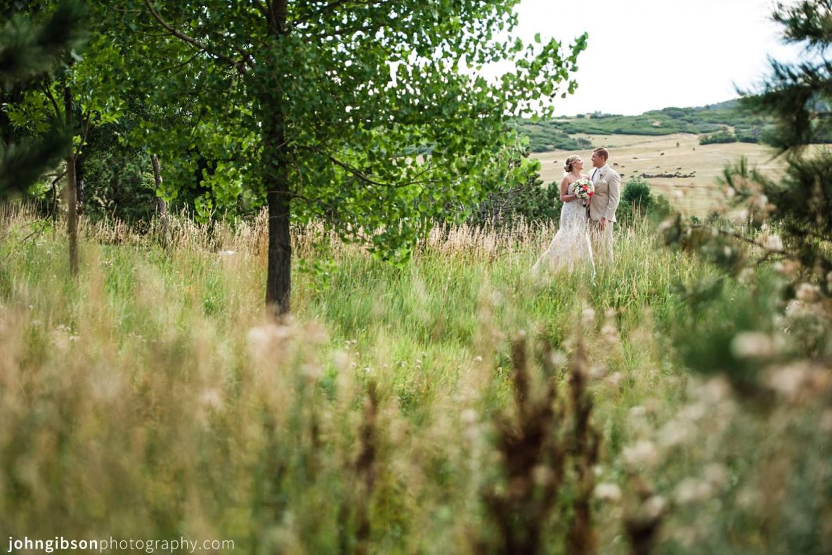 Spruce Mountain Ranch Wedding - Colorado Springs Wedding Photographers